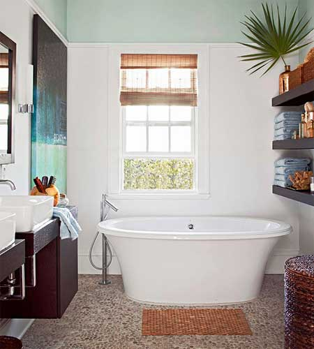 10 kiểu bồn tắm hút hồn nhất hè 2013 - 2