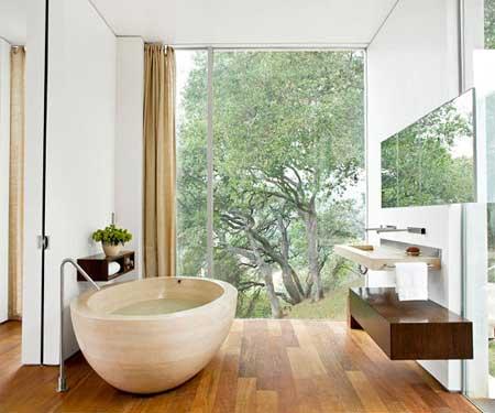 10 kiểu bồn tắm hút hồn nhất hè 2013 - 7