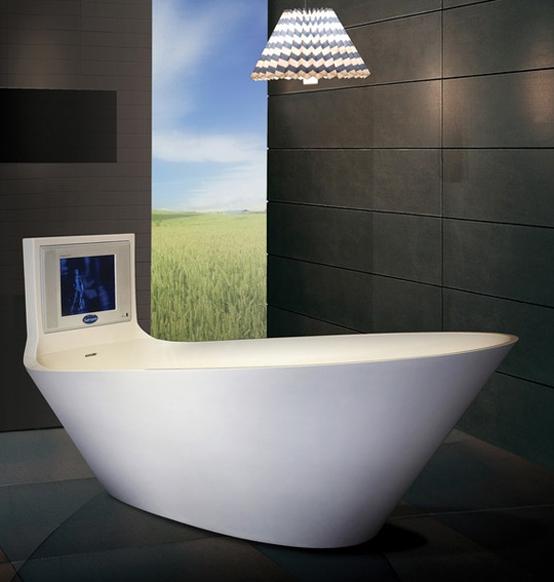bồn tắm massage euroca